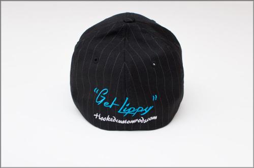Flex Fit Hat Back