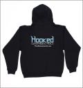 Hooded Sweatshirt Back