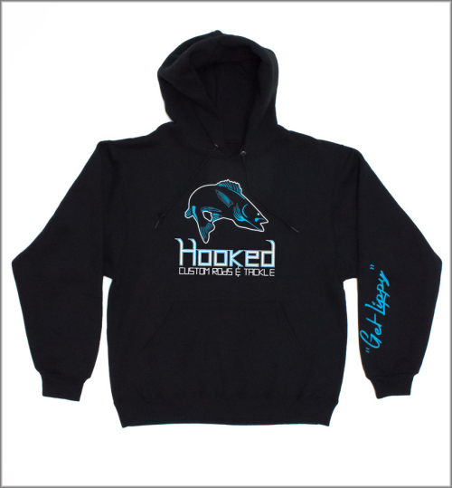 Hooded Sweatshirt Front