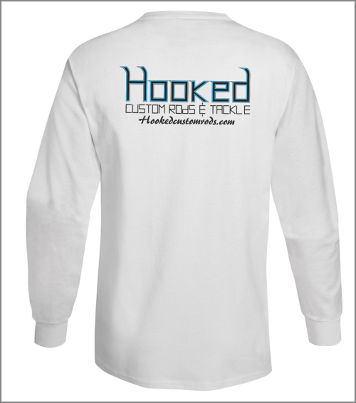 Long Sleeve T Shirt Back