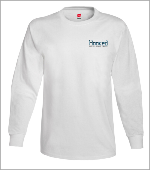 Long Sleeve T Shirt Front