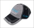Embroidered Ragged Hat Left