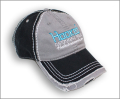 Embroidered Ragged Hat